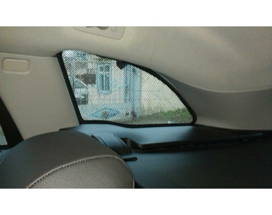 Шторки на задние форточки Datsun