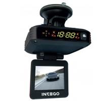Видеорегистратор INTEGO VX-600R с радар-детектором