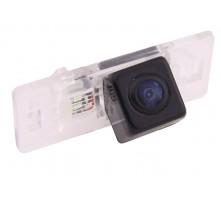 Камера в рамке номерного знака Pleervox PLV-AVG-AU03 для Audi TT