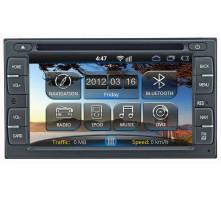 Штатная магнитола Intro AHR-6286U на базе Android для Nissan X-Trail (01-11 г.в.)