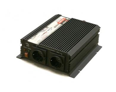 Преобразователь  напряжения AcmePower AP-DS с 24В на 220В (1000Вт)