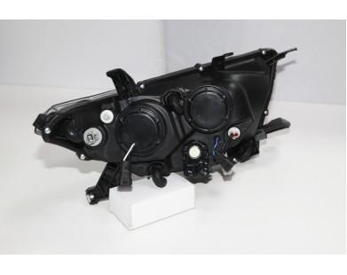 Передние фары V8 type для Toyota Highlander 2011 - 2013 г.в.