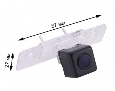 Камера заднего вида Pleervox PLV-AVG-SK для Skoda Roomster