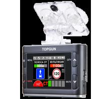 Радар-детектор INTEGO Topgun с GPS модулем