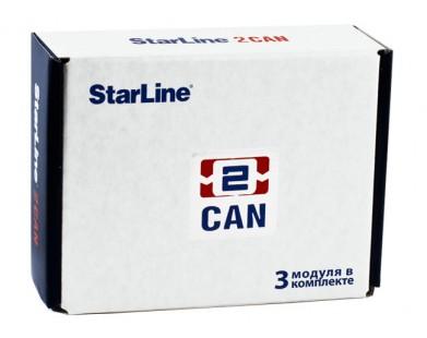 CAN модуль StarLine 2CAN-Мастер