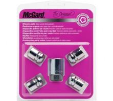 Комплект секретных гаек McGard 25000 SU M12х1,5 (4 гайки, ключ 19 мм)