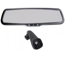Зеркало Pleervox PLV-MIR-43STBL с монитором для Peugeot (экран 4.3, Bluetooth)
