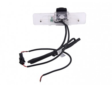 Камера заднего вида с динамической разметкой Pleervox для Subaru