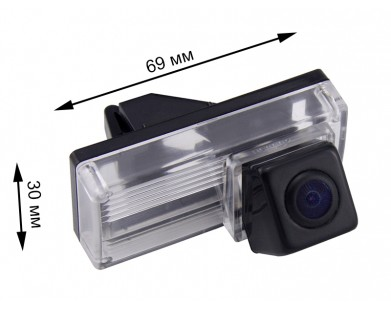 Камера заднего вида Pleervox PLV-AVG-TYLC02 для Toyota Land Cruiser 100