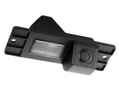 Камера заднего вида INCAR VDC-014 для Mitsubishi Pajero IV 2006-2014 г.в.