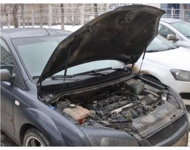 Упоры капота для Ford Focus 2 2007-2011 г.в.