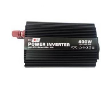 Преобразователь напряжения DC Power DS  с 12В на 220В (400Вт)
