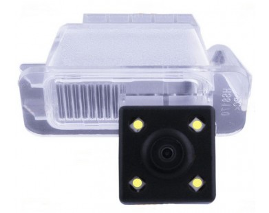 Камера заднего вида для Ford Focus (Silver Star)
