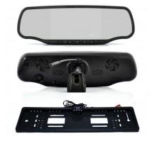 Многофункциональное зеркало-видеорегистратор Arena Pro 9000 S с креплением № 35