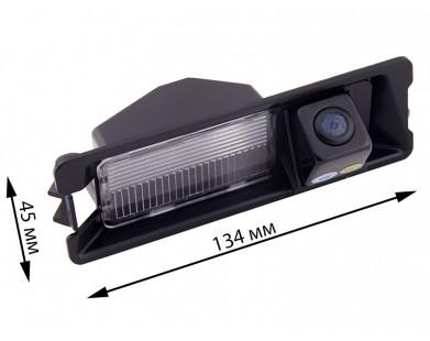 Камера заднего вида Pleervox PLV-CAM-DAC01 для Dacia Logan
