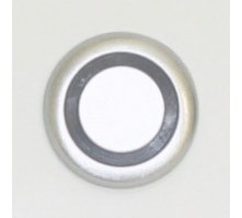 Датчик парковки ParkCity Silver (серебристый, 20 мм)
