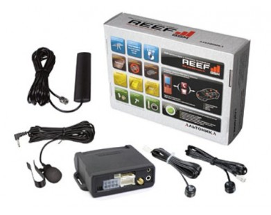 Информационно-охранная система Reef GSM-2000 модель 40
