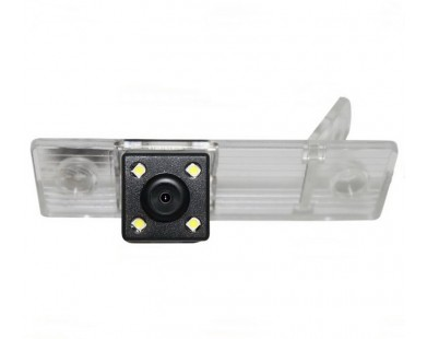 Камера заднего вида для Citroen C-Elysee (Silver Star)