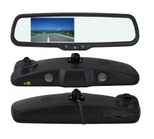 Зеркало-видеорегистратор SWAT VDR-VW-12