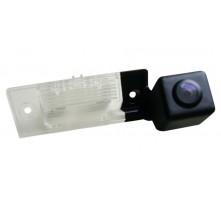 Камера заднего вида MyDean VCM-384C для Volkswagen Touareg 02-10 г.в.