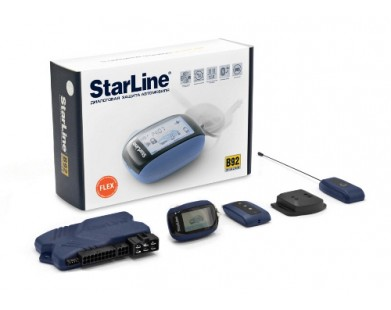 StarLine B92 Dialog FLEX