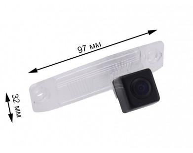 Камера заднего вида Pleervox PLV-CAM-HYN для Hyundai Elantra до 11 г.в.