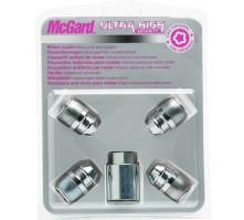 Комплект секретных гаек McGard 24154 SL M12х1,25 (4 гайки, ключ 21 мм)