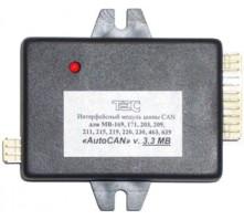 CAN модуль Tec AutoCAN-MBN