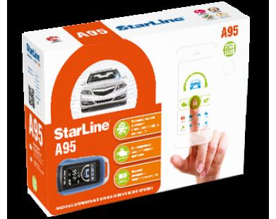Автосигнализация StarLine A95 BT 2CAN+2LIN