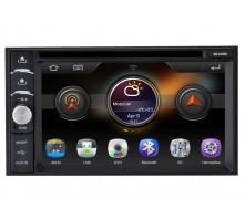 Штатная магнитола Incar 82-7704 (Android) для SsangYong Rexton от 2012 г.в. (переходная рамка в комплекте)