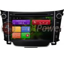 Штатная магнитола Redpower 21073 для Hyundai i30 от 2013 г.в