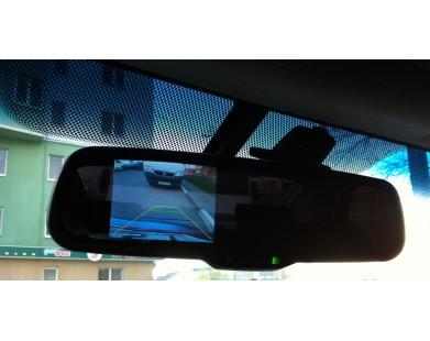 "Зеркало с монитором 3,5"" Redpower M35 с креплением №6"