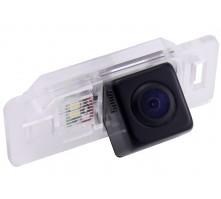 Камера заднего вида с динамической разметкой Pleervox для BMW 1 coupe, 3, 5, X1, X3, X5, X6