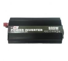 Преобразователь напряжения DC Power DS  с 12В на 220В (600Вт)