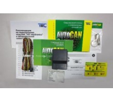 CAN модуль Tec AutoCAN-S-GM