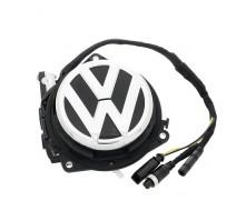 Камера заднего вида в логотип SWAT VDC-200 для Volkswagen Passat B7