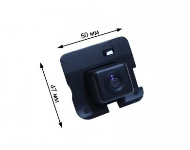 Камера заднего вида Pleervox PLV-CAM-MB08 для Mercedes GL-class 06-12 г.в.