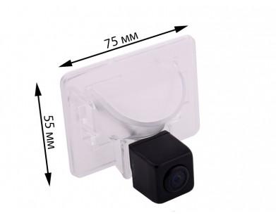 Камера заднего вида с динамической разметкой Pleervox для Mazda 5