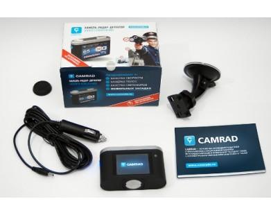 Радар-детектор Camrad (с GPS)