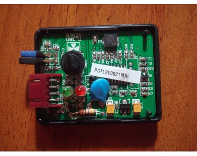 Цифровой датчик перемещения и удара Falcon T2