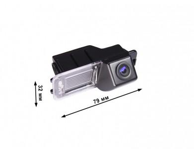 Камера заднего вида Pleervox PLV-CAM-VWG06 для Volkswagen Golf VI