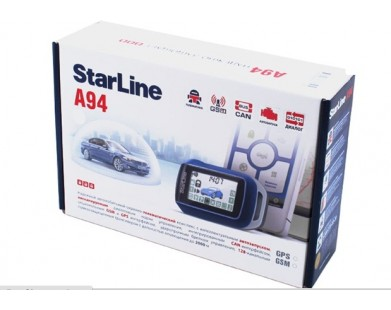 StarLine A94 CAN+LIN