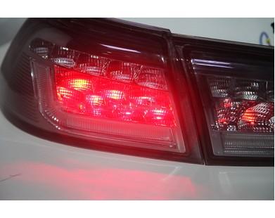 Задние фары BLACK Color для Mitsubishi Lancer