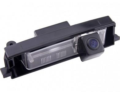 Камера заднего вида с динамической разметкой Pleervox для Toyota RAV4