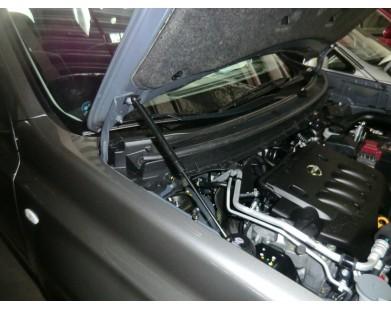 Упоры капота для Nissan  X-Trail (T31)