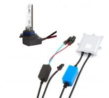 Ксенон MTF-Light CANBUS PLUS HB3 5000K с обманками 35W