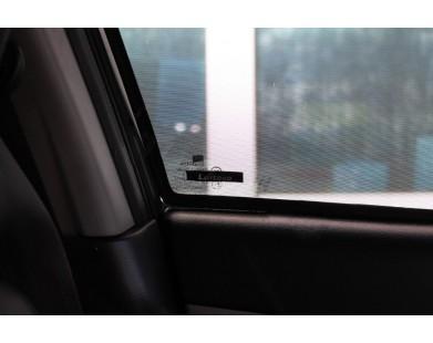 Шторки для Volkswagen Touareg от 2010 г.в. (на задние форточки, 2 шт)