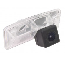 Камера заднего вида с динамической разметкой Pleervox для Nissan Qashqai II (от 2014 г.в.), X-TRAIL III, Murano Z52