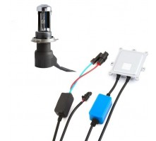 Биксенон MTF-Light CANBUS PLUS H4 4300K с обманками 35W