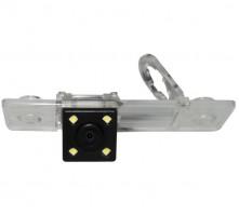 Камера заднего вида для Chevrolet Spark (Silver Star)